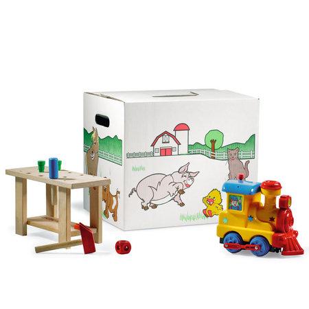 Kinderkarton Bauernhof